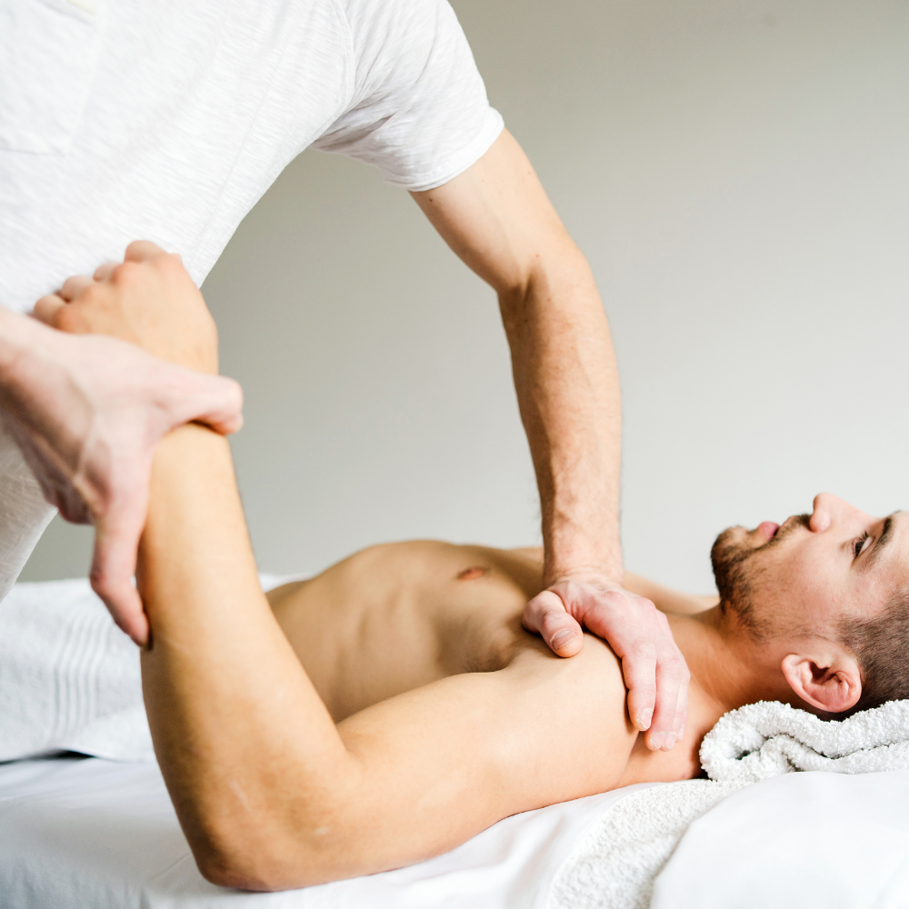 Sports Massage Deluxe