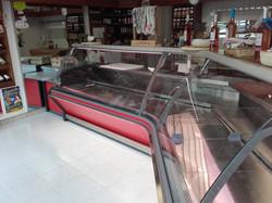 Aménagement magasin de boucherie