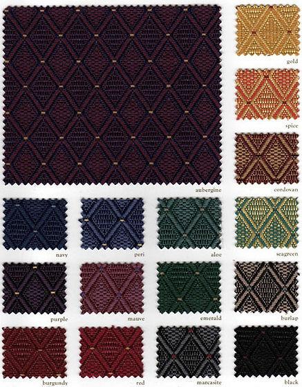 Jewel Fabric Samples