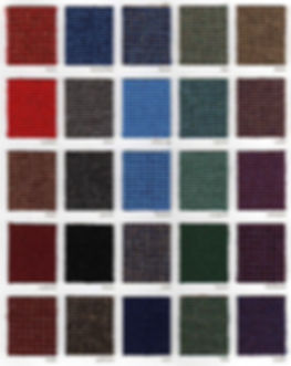 Everston Fabric Samples