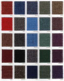 Everston Fabric Samples