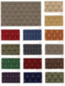 Canterbury Fabric Samples