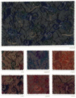 Collage Fabric Samples