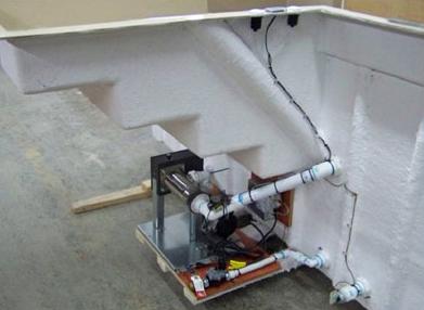 Baptistry Heater