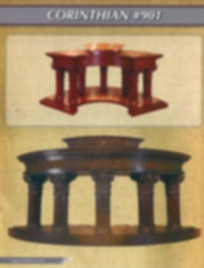 Corinthian Chancel Furniture