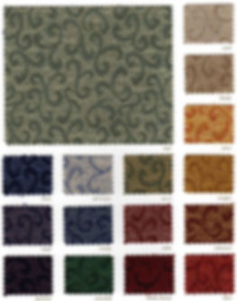 Lancaster Fabric Samples
