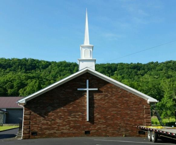 Model 360 Church Steeple