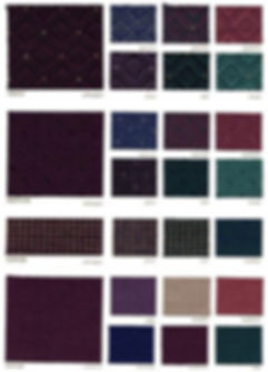 Duration Fabric Samples