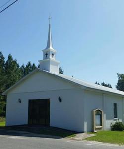 Model 240 Church Steeple