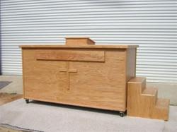Portable Baptistry