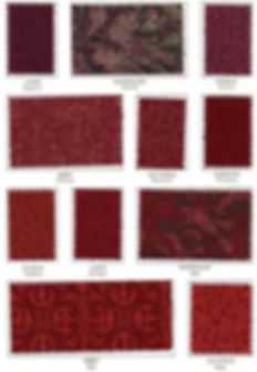 Worship Fabric Samples