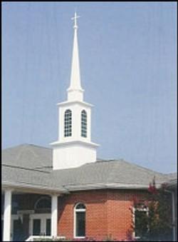 Model 440 Church Steeple