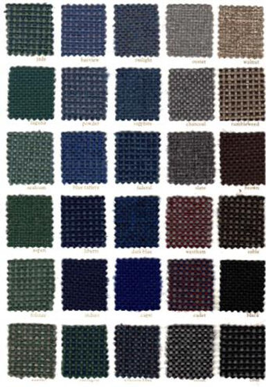 Interweave Fabric Samples