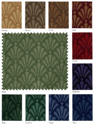 Pew Cushion Fabric