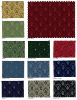 Pew Cushion Fabrics