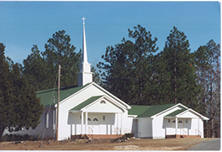 Model 275 Church Steeple