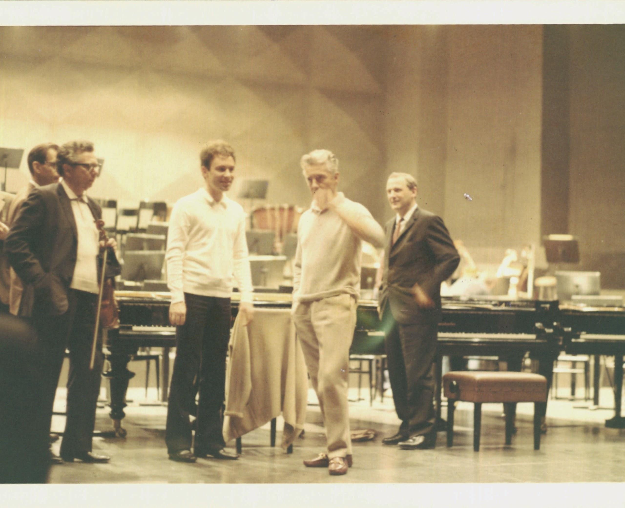 Conductor, Herbert Von Karajan
