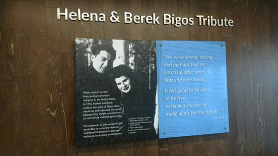 Helena & Berek Bigos Tribute