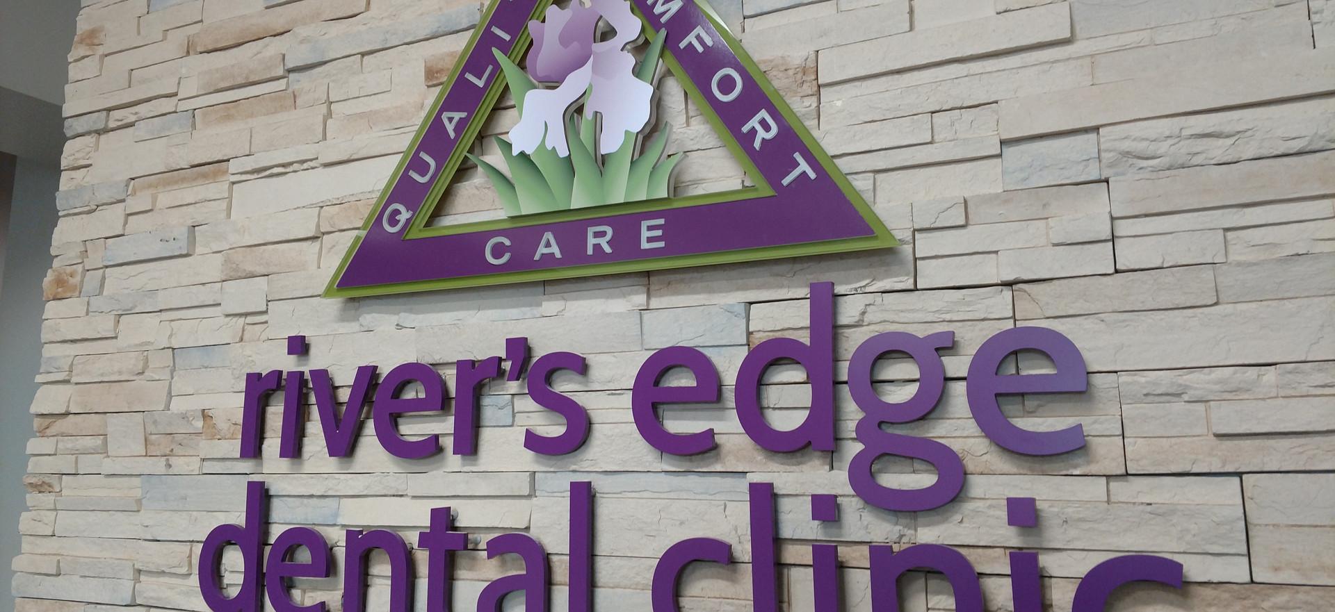 Rivers Edge Reception Sign.jpg