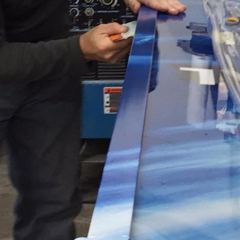We Do Custom Vinyl