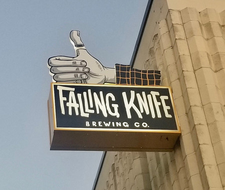 Falling Knife Brewing Company