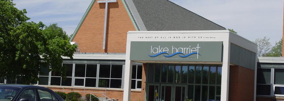 Lake Harriet Main Entrance