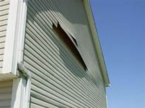 Emergency Siding Replacements