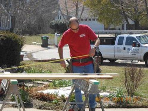 Skilled Carpenter/ Tradesman- time & material