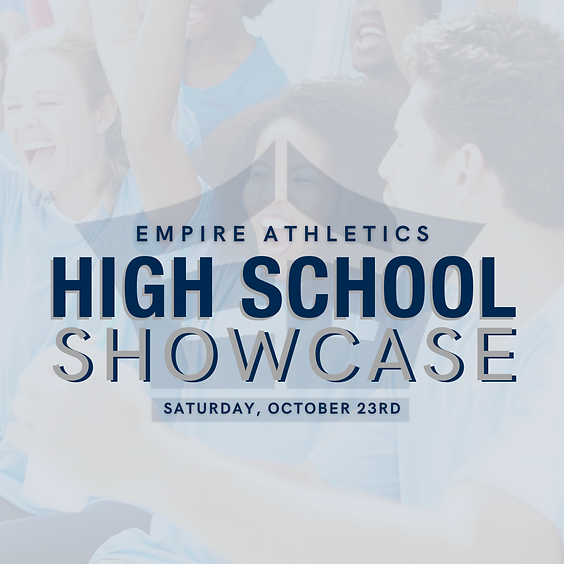 High School Showcase - Spectator Tickets