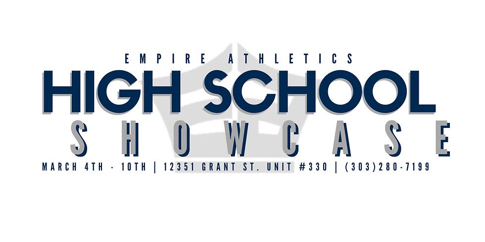 HS Showcase Week