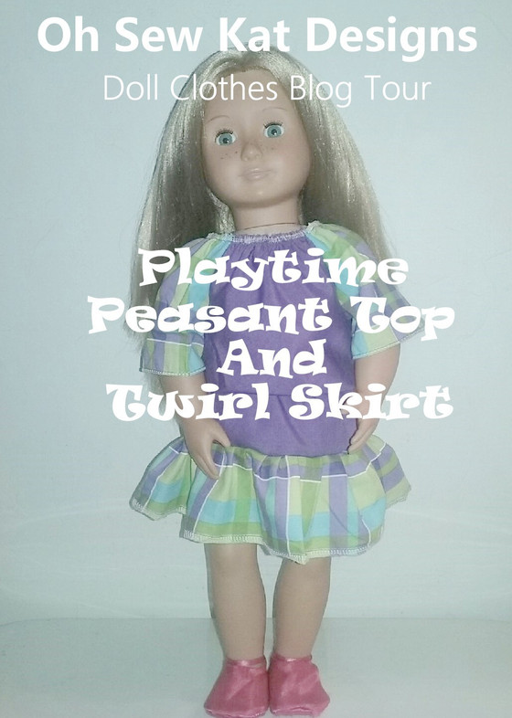 Oh Sew Kat: Clothes for Dolls