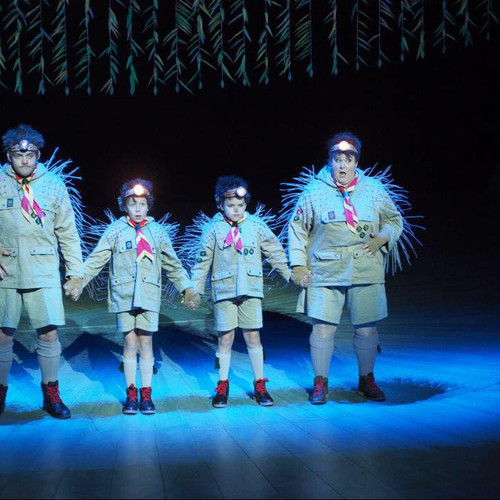 The Hedgehog Family in Wind in the Willows