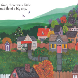 The House the Storm Built - Illustrated by Lauren Reese