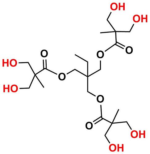 Bis-MPA Hydroxyl Dendrimer, Generation 1, TMP Core