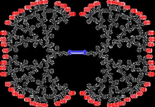 Bis-MPA Hydroxyl Dendrimer, Generation 5, Disulfide Core