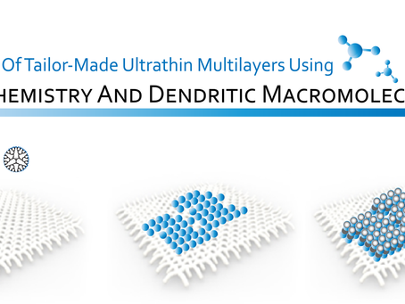 Formation of Ultrathin Multilayers Films Using Click Chemistry and Dendritic Macromolecules