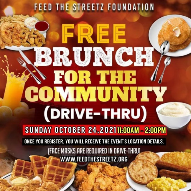 Free Brunch For The Community