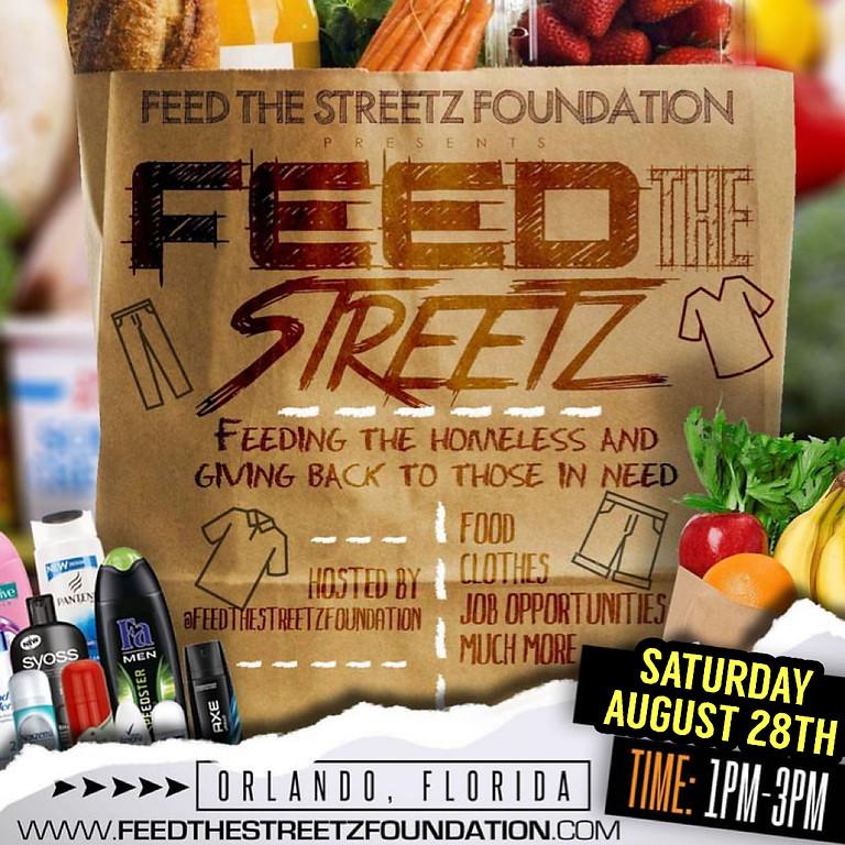 Feed The Streetz Orlando