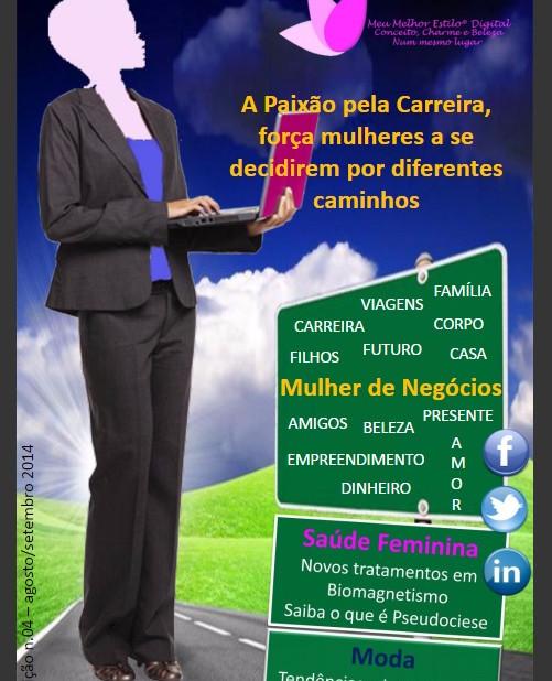 Conteúdo para Revista online