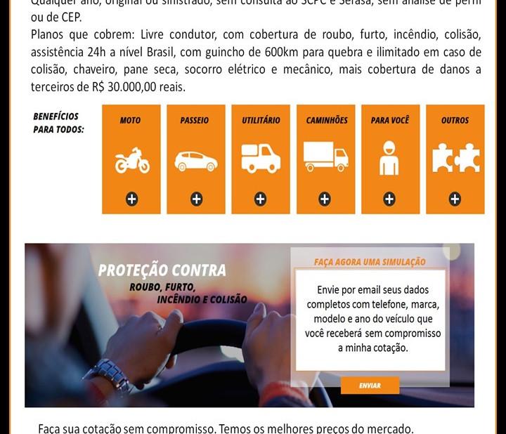Folder Corretora ABC