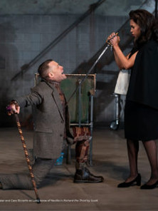 Dangereuse: The Women of Shakespeare Theatre Company's 'Richard the Third'