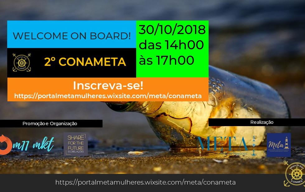 2º CONAMETA - Congresso online