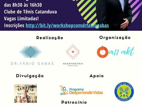 Cópia de Workshop Experience Ciência da Consciência com Dr. Fábio Gabas