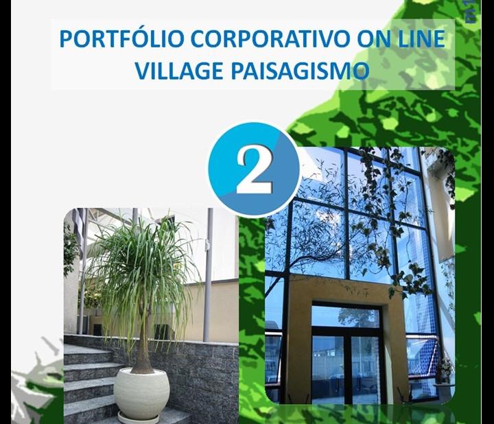 Portfólio 2 Village Paisagismo