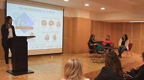 Fundadora-Elquimia-panelista-dia de  la mujer