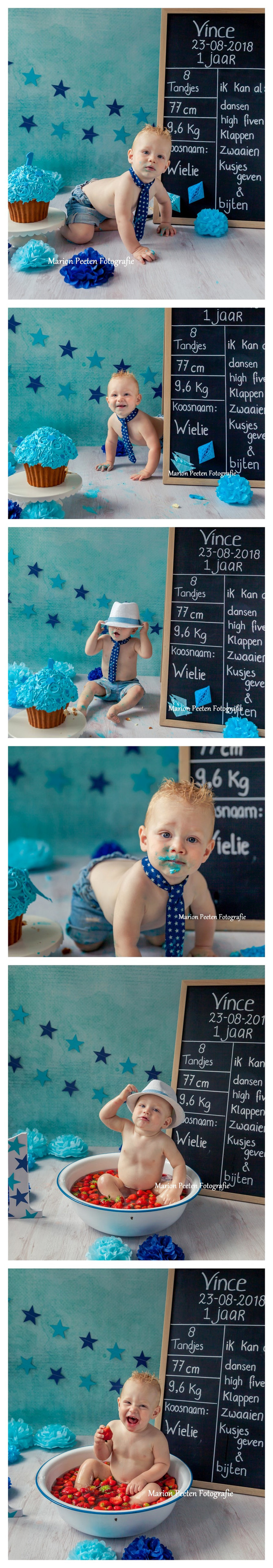 Vince cake smash mini shoot