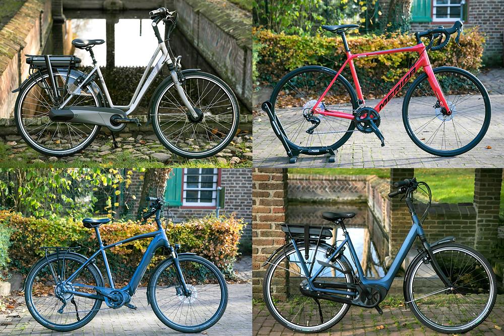nieuwe-fietsen#modellen2021#rih#gazelle#merida#
