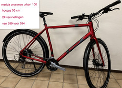 Merida cross way 100