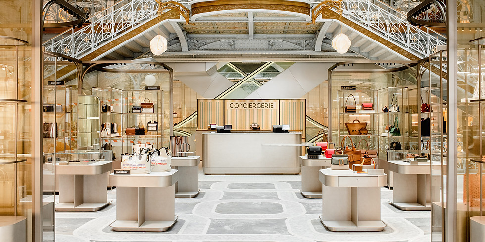 Reimagining Retail with Kevin Roche