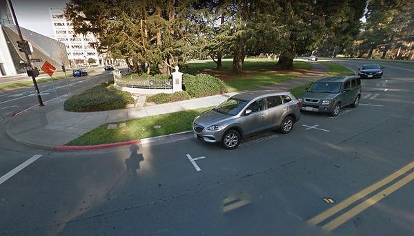 West Gate pickup spot photo
